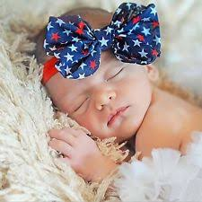 4th of july headband 4th of july headband independence day bow knot hairband american