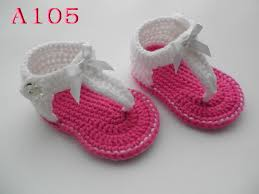 baby girl crochet and summer new baby girl shoes crochet handmade crocheted
