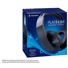 playstation 4 design playstation 4 platinum wireless headset target