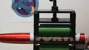 bat rolling how to bat roll with the panther xtreme bat rolling machine