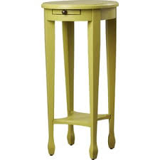 Yellow Side Table Modern Green End Side Tables Allmodern