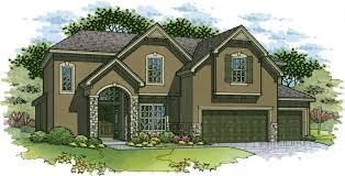 2 Story Houses Staley Hills Floor Plans Hunt Midwest Kansas City