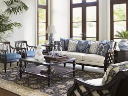 Livingroom Club Royal Kahala Bay Club Sofa Lexington Home Brands