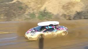off road lamborghini youtuber takes his 800hp lamborghini huracan off roading