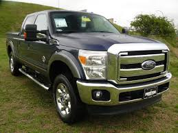 2011 ford trucks for sale 2011 ford f250 lariat diesel 4wd 8ft bed used trucks for sale in