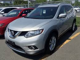nissan rogue fuel type used 2016 nissan rogue sv awd toit pano in boucherville used