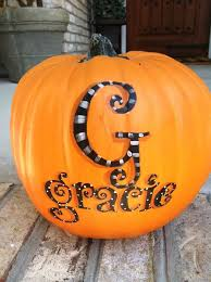 No Carve Pumpkin Decorating Ideas 40 Cool No Carve Pumpkin Decorating Ideas Hative