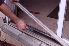 How To Install Sliding Patio Doors How To Replace A Sliding Glass Door Roller Swisco Com