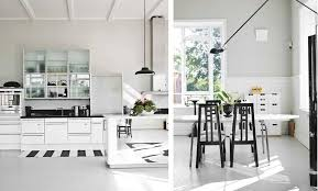Kitchen Inspiration by Black White Yellow Black And White Kitchen Inspiration