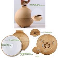 online shop excelvan 20006a 500ml ultrasonic humidifier essential