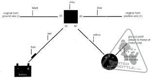 denali plug n play wiring kit for stebel air horn u0026 denali