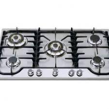 plaque cuisine gaz ets bonnel ilve plaque cuisson gaz h90cdv 5 brûleurs