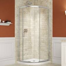 Corner Shower Units For Small Bathrooms Corner Shower Stall Units Shower Enclosures Verona Circular Shower