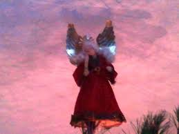 a christmas tree angel a reminder of grace tuesday with teri
