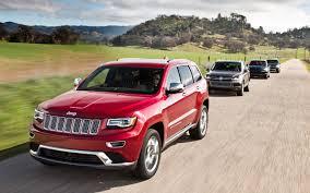 jeep grand mercedes luxury diesel suv comparison jeep grand ecodiesel