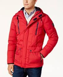 Green Parka Jacket Mens Parka Mens Jackets U0026 Coats Macy U0027s