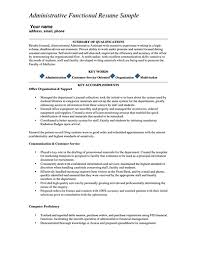 Executive Assistant Resume Templates Administrative Assistant Resume Free Create Fill