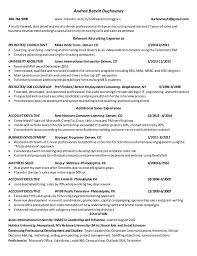 Executive Recruiter Resume Sample by Incredible Ideas Recruiting Resume 4 Technical Recruiter Resume