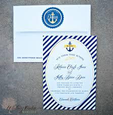 nautical wedding invitations wedding invitations jeff s nautical wedding