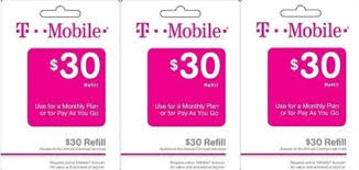 go prepaid card t mobile 90 prepaid refill card monthly plan pay as