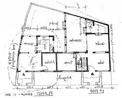 building drawing plan 2d autocad house plans residential building