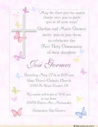 communion invitations for girl rainbow communion invitation holy sweet girl