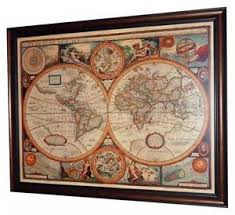 antique map world antique maps ebay
