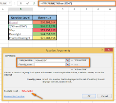 how to insert a hyperlink to another sheet in excel 2016 2013 2010