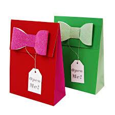 present bags meri meri glitter bow gift bags by meri meri