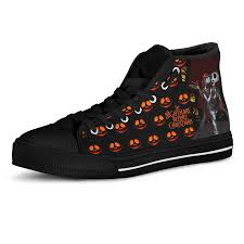 the nightmare before high top s shoes