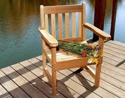 Outdoor Furniture Plans Pdf by Red Cedar English Garden Patio Chair