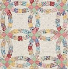 Wedding Ring Quilt by Quilt Patterns Wedding Ring 17 Best Ideas About Wedding Ring Quilt