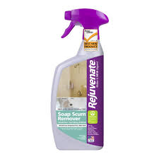 Fiberglass Bathtub Cleaner Rejuvenate 24 Oz Soap Scum Remover Rj24ssr The Home Depot