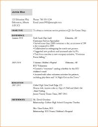 Resume For Computer Teacher 13 How To Write A Cv For A Job Application Basic Job Appication