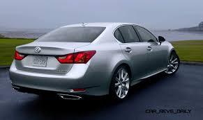lexus gs350 f sport car and driver road test review 2014 lexus gs350 awd is quick and balanced with