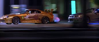 nissan skyline fast and furious 4 image supra mk iv vs skyline r34 gt r png the fast and the