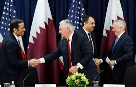 Seeking In Qatar Seeking Closer Ties Qatar To Expand Base Used By Us Troops News