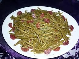 cuisiner des haricots verts recette de haricots verts au chorizo