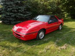 1980s dodge cars top ten 80s sports cars epic speed
