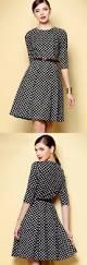589 best polka dots images on pinterest polka dot dresses polka