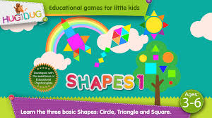 learn shapes hug and dug android apps on google play