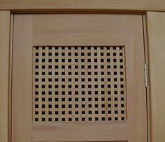 Cabinet Door Vents Vented Closet Doors Home Design Ideas And Pictures