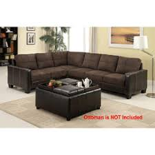 Sectional Sofa With Ottoman Sectional Sofas Sectional Couches Sears