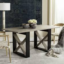 fox4247a dining tables furniture by safavieh