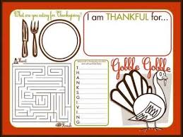 thanksgiving activities for preschoolers infants middle school