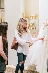 wedding dress shopping wedding dress shopping with bhldn