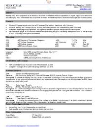 Resume Examples Software Engineer by Resume Samples With Free Download Software Developer Resume