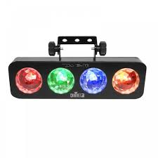 sound activated dj lights chauvet dj fx bank 4 colour bar strip dj lighting effect