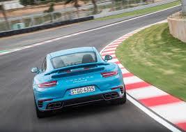 porsche spyder 2017 2017 porsche 911 turbo s beats 918 spyder laferrari in mt launch
