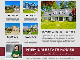 flyer property free flyers for businesses and events real estate flyers smilebox